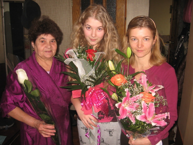 International Women's Day Gifts to Russia & CIS | Russian ...