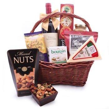 Appeasing Alfresco Gift Basket